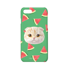 Achi's Watermelon Face Case