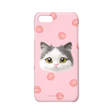Dal's Macaroon Face Case