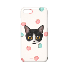 Jelly's Macaroon Face Case