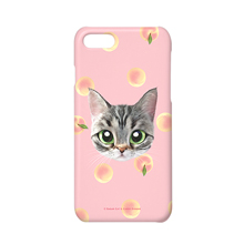 Momo the American shorthair cat's Peach Face Case