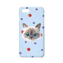 Momo's Blueberry & Strawberry Face Case