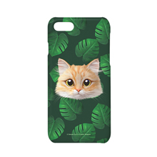 Nova's Monstera Face Case