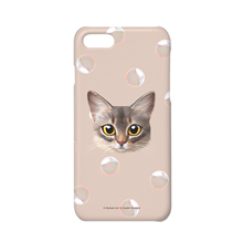 Rose's Bubbles Face Case