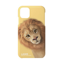 Lager the Lion Peekaboo Case