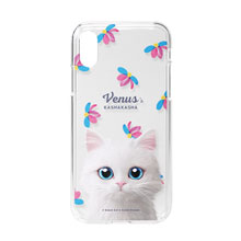 Venus's Kashakasha Clear Jelly Case
