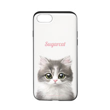 Dan the Kitten Simple Slide Case