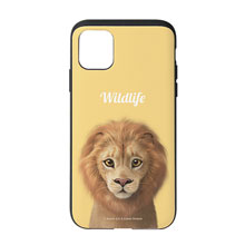 Lager the Lion Simple Slide Case