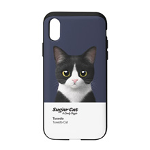 Tuxedo Colorchip Slide Case