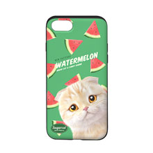 Achi's Watermelon New Patterns Slide Case