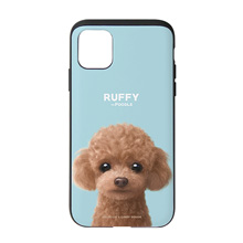 Ruffy the Poodle Slide Case