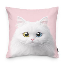 Cloud the Persian Cat Throw Pillow