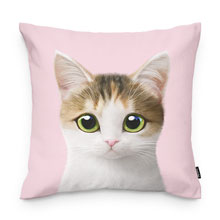 Dari Throw Pillow