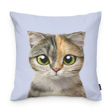 Eong Throw Pillow
