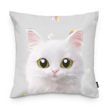 Ria's Marshmallow Throw Pillow