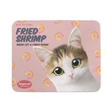 Dari's Fried Shrimp New Patterns Mouse Pad