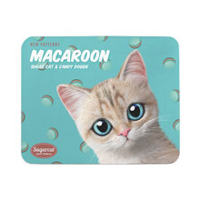 Dione's Macaroon New Patterns Mouse Pad