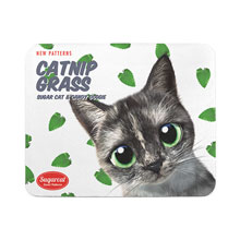 Najung's Catnip New Patterns Mouse Pad