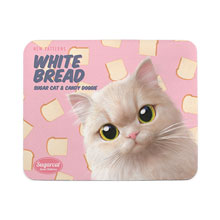 Nini's White Bread New Patterns Mouse Pad