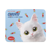 Ria's Churu New Patterns Mouse Pad