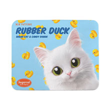Ria's Rubber Duck New Patterns Mouse Pad