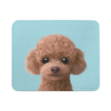 Ruffy the Poodle Mouse Pad