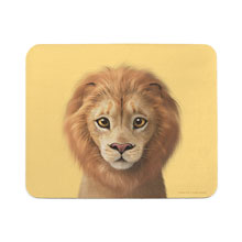 Lager the Lion Mouse Pad