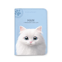 Han Passport Case