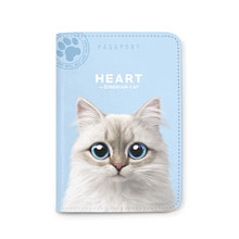 Heart Passport Case