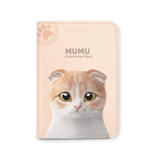 Mumu Passport Case