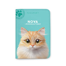 Nova Passport Case