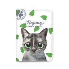 Najung's Catnip Passport Case