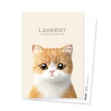Laurent Postcard