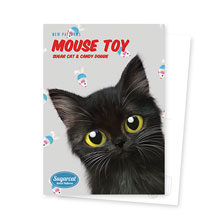 Ruru's Mouse Toy New Patterns Postcard