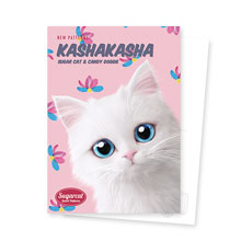 Venus's Kashakasha New Patterns Postcard