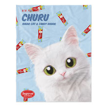 Ria's Churu New Patterns Soft Blanket