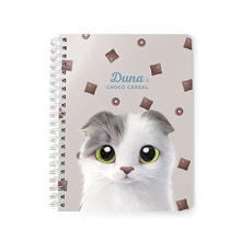 Duna's Choco Cereal Spring Note