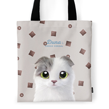 Duna's Choco Cereal Tote Bag