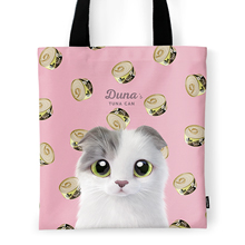 Duna's Tuna Can Tote Bag