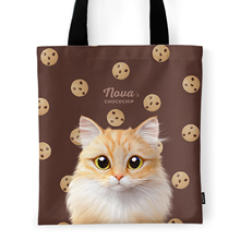 Nova's Chocochip Tote Bag